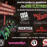 Fiesta Con Cosa Nostra, Mentes,Traje y 114 Errores