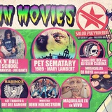 "Cretin Movies Xix ""Especial Ramones - Dee Dee Ramone""!"