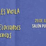 Hércules Vigila, Ecos, 3V y Basta Chicos En El Salón Pueyrredón