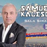Samuel Kalesdian En Vivo