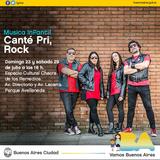 Canté Pri, Rock