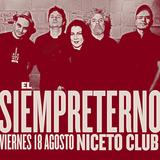 El Siempreterno Ad Infinitum En Niceto Club!