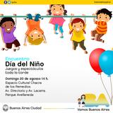 Encuentro Día Del Niño