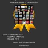 Concurso PEQUEÑO FORMATO, Inauguración