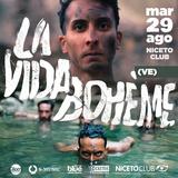 "La Vida Bohème Presenta Su Tercer Disco ""la Lucha"""