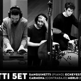 """Marco Sanguinetti Presenta """"9"""""""