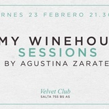 Amy Winehouse Sessions - By Agustina Zarate