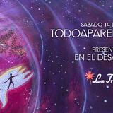 """Todo Aparenta Normal Presenta Su álbum """"En El Desaprender"""""""