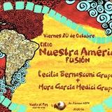 Cecilia Bernasconi Grupo y Mora Garcia Medici Grupo En Vuela El Pez