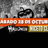Fiesta Halloween 2017: Piso Compartido