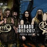 Ensiferum & Elvenking En Vivo