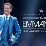 Emmanuel A La Argentina - 15 De Noviembre En El Gran Rex