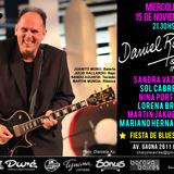 Blues y Soul En La Ciudad De Buenos Aires : Daniel Raffo En Invitados