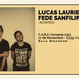 Lauriente - Sanfilippo, Acustico