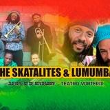 Skatalites y Lumumba, En Vivo