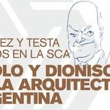 Seminario Mario Roberto Álvarez y Clorindo Testa En La SCA