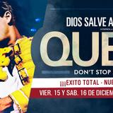 Dios Salve A La Reina: Don`t Stop Me Now