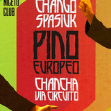 Chango Spasiuk y Chancha Via Circuito