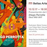 Presentación Del Libro Diego Perrotta Obras (1992-2017)
