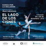 El Ballet Nacional Presenta El Lago De Los Cisnes