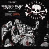 Backyard Babies - South American Tour 2018
