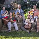 """Carlos """"Negro"""" Aguirre – Quinteto De Guitarras"""