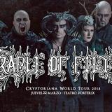 Cradle Of Filth En Vivo