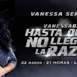 Vanessa Senior - Hasta Donde No Llegue La Razón