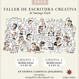 Taller De Escritura Con Santiago Llach