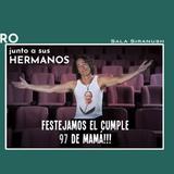 Javier Calamaro, Junto A Sus Hermanos