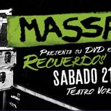 """Massacre Presenta """"Recuerdos Al Futuro"""""""
