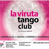 La Viruta Tangoclub - Auténtica Milonga Porteña