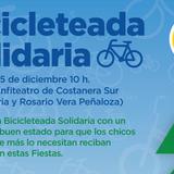 Bicicleteada Solidaria Navideña