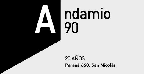 Andamio 90