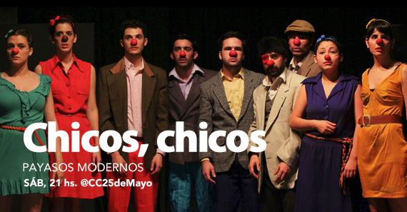 CHICOS, Chicos