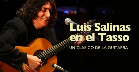 Luis Salinas En El Tasso