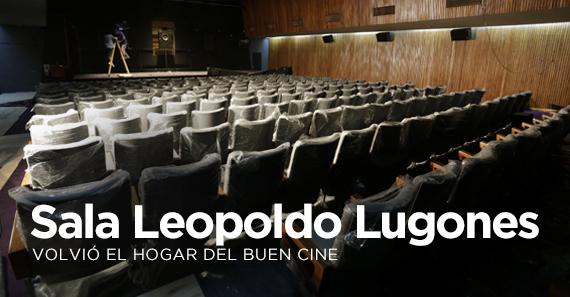 Sala Leopoldo Lugones
