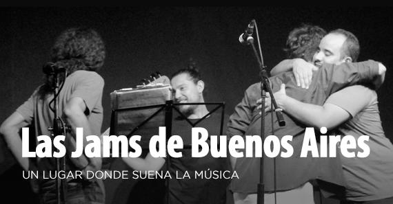 Las Jams De Buenos Aires
