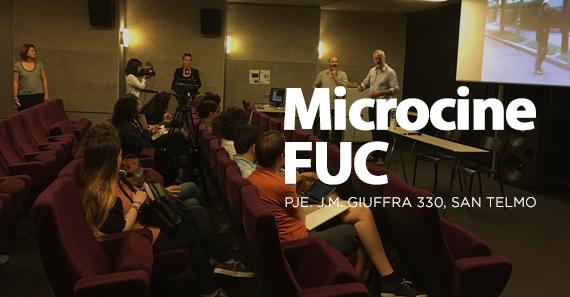Microcine Universidad del Cine