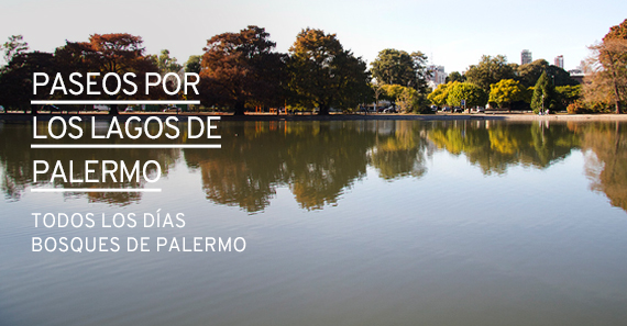 Paseo Por Los Lagos De Palermo