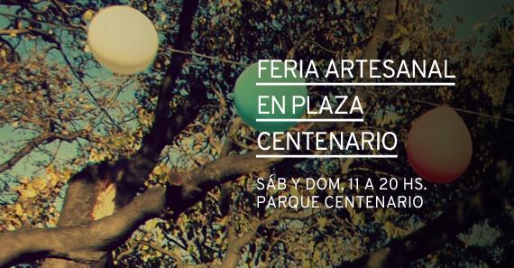 Feria Artesanal Parque Centenario
