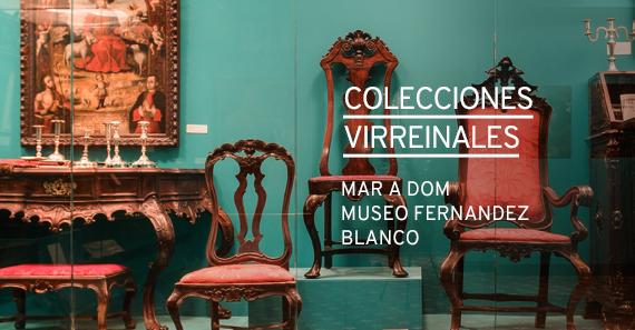 Colecciones Virreinales