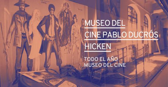 Museo del Cine P. Ducrós Hicken
