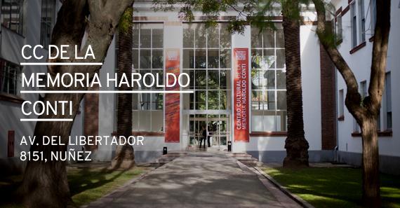 CC de la Memoria Haroldo Conti