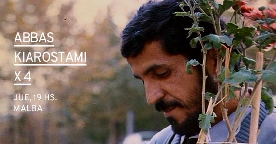 Abbas Kiarostami X 4