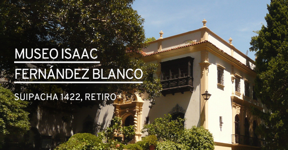 Museo Isaac Fernández Blanco