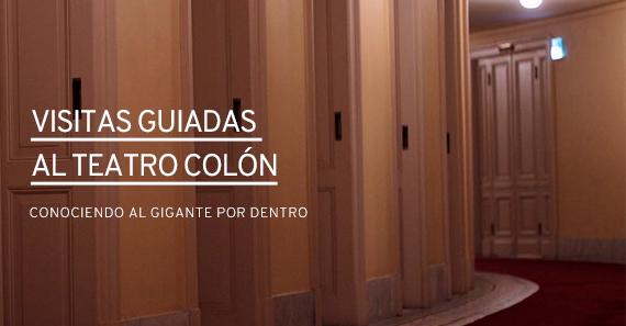 Visitas Guiadas Al Teatro Colón