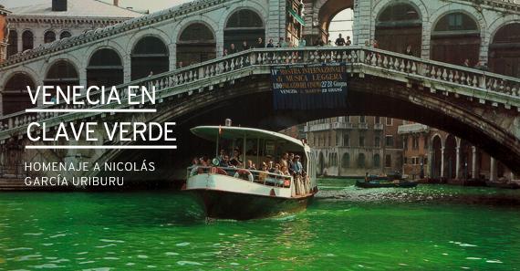 Venecia En Clave Verde