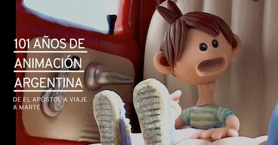 Cuadro A Cuadro: 101 Años De Animación Argentina