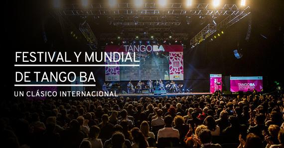 Festival y Mundial TangoBA